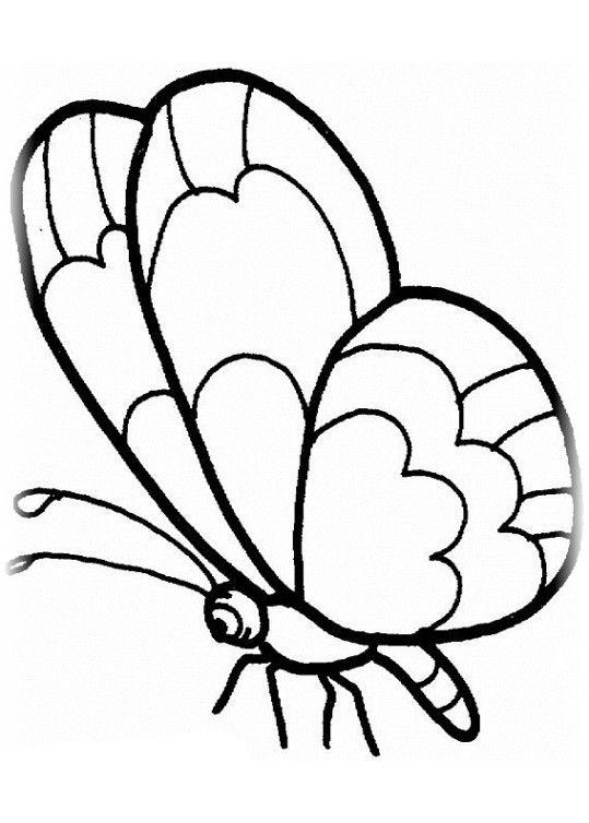 schmetterlinge 5  malvorlagen tiere mandala malvorlagen