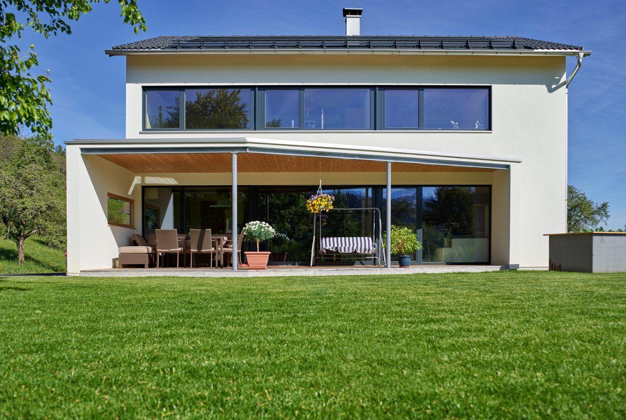 Einfamilienhaus G A Frastanz Amerlugen Berchtold Holzbau
