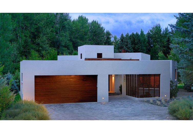 Williams | Partners Architects - Meadow Crest Residence in Ketchum ...