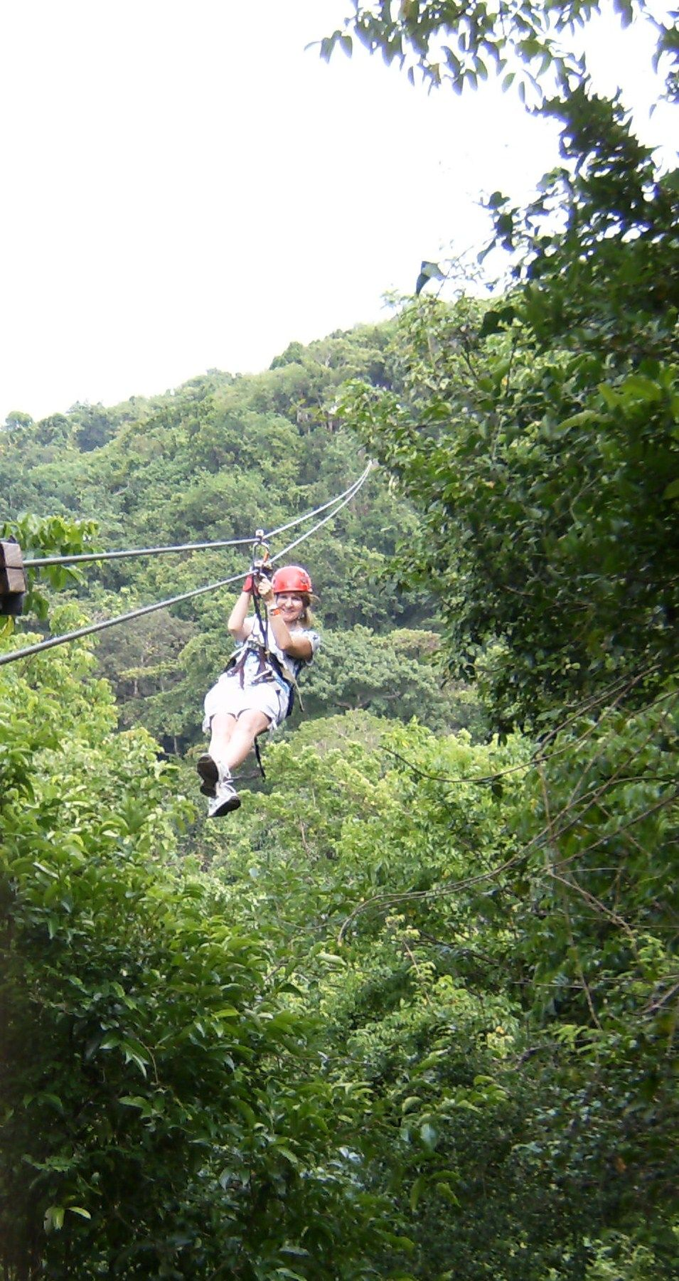 Zip Lining In The Only Us National Rain Forest Puerto Rico Dream Vacations Beautiful Islands Dream Destinations