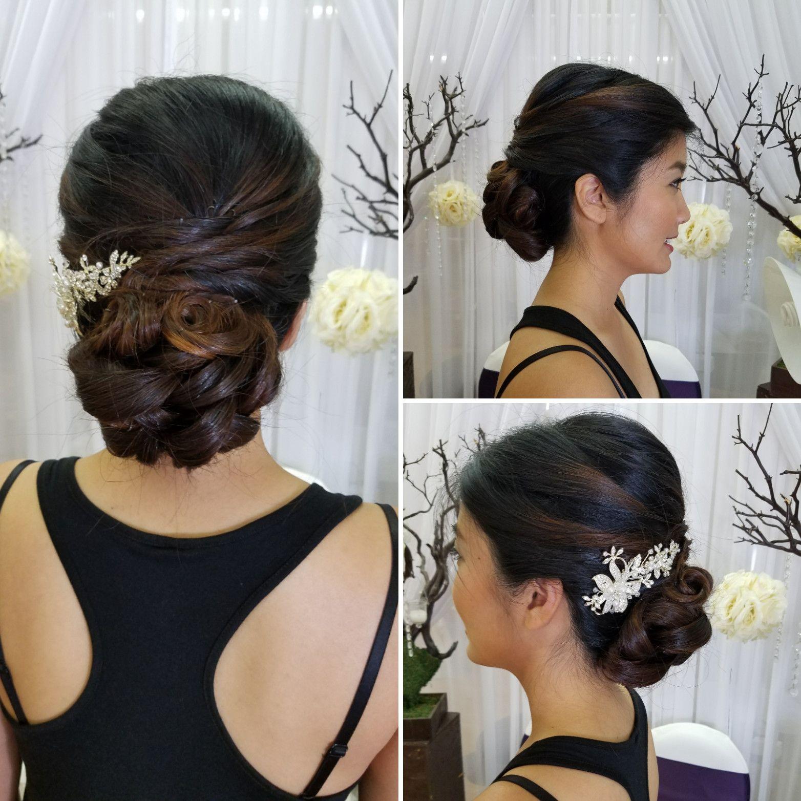 Love my hair trial excuse all my straps weddingplanning bridal