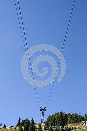 Cable Car Installation - Download From Over 26 Million High Quality Stock Photos, Images, Vectors. Sign up for FREE today. Image: 33950380