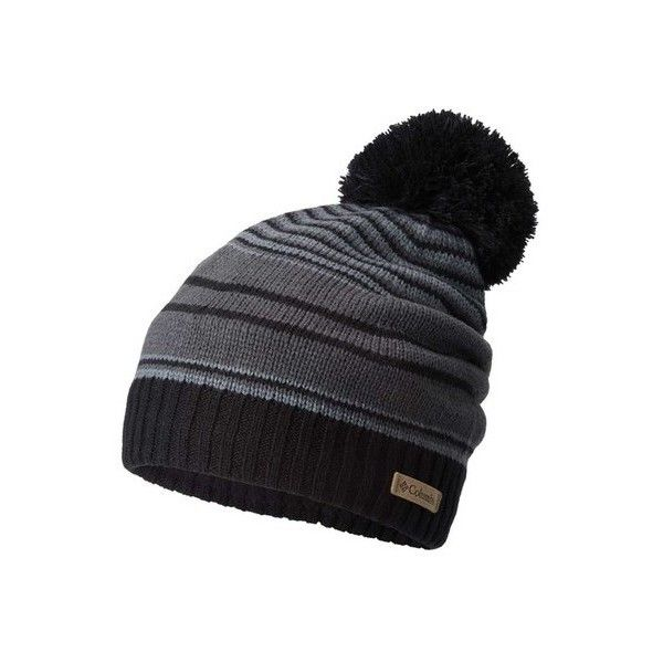 aed702a19e2 Columbia Winter Blur Beanie (98 BRL) ❤ liked on Polyvore featuring  accessories
