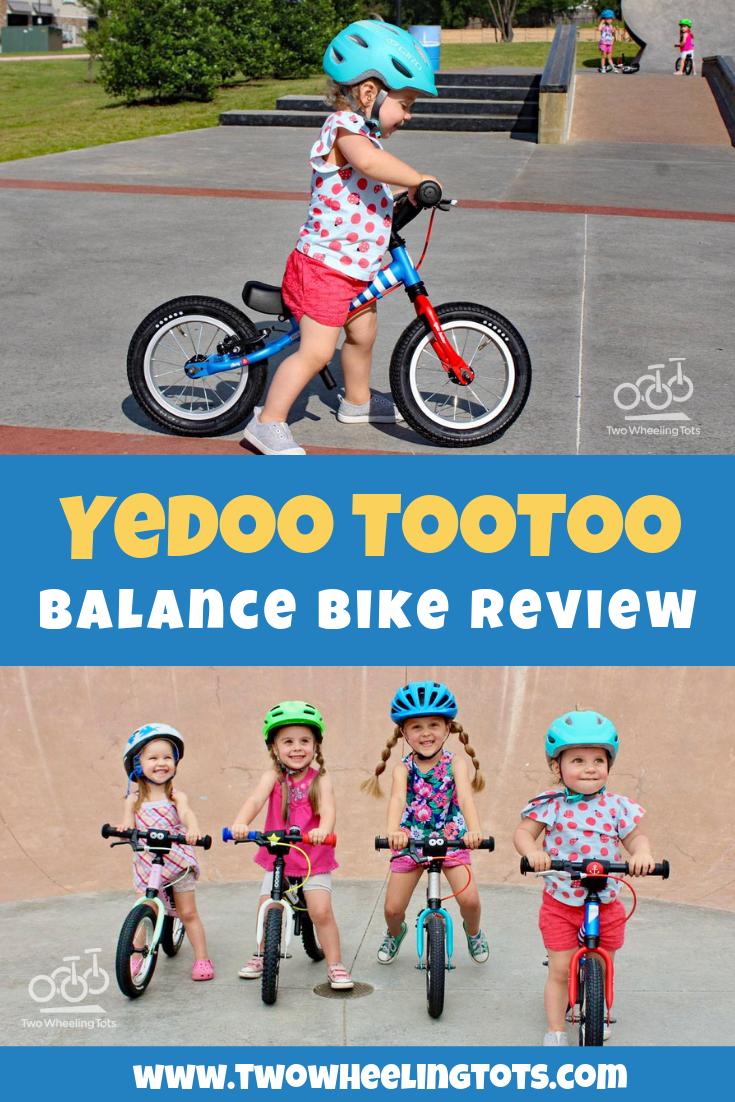 Yedoo Too Too Review Why We Love This Balance Bike Bike