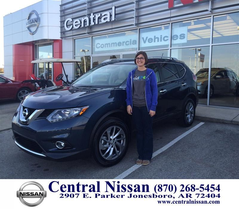 Congratulations To Allison Tate On Your #Nissan #Rogue Purchase From Chris  Claude At Central Nissan! #NewCar