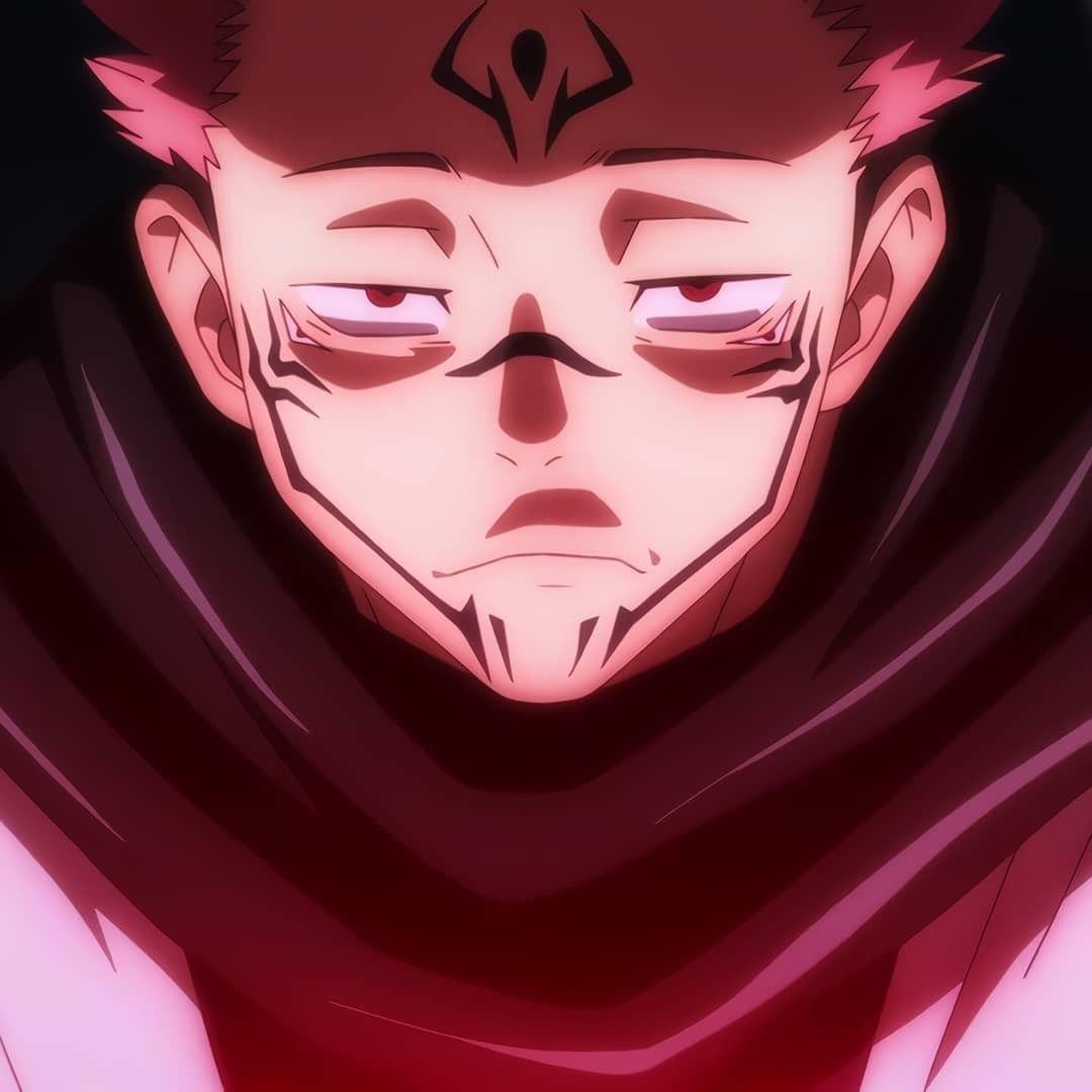 Ryomen Sukuna In 2020 Anime Anime Icons Jujutsu