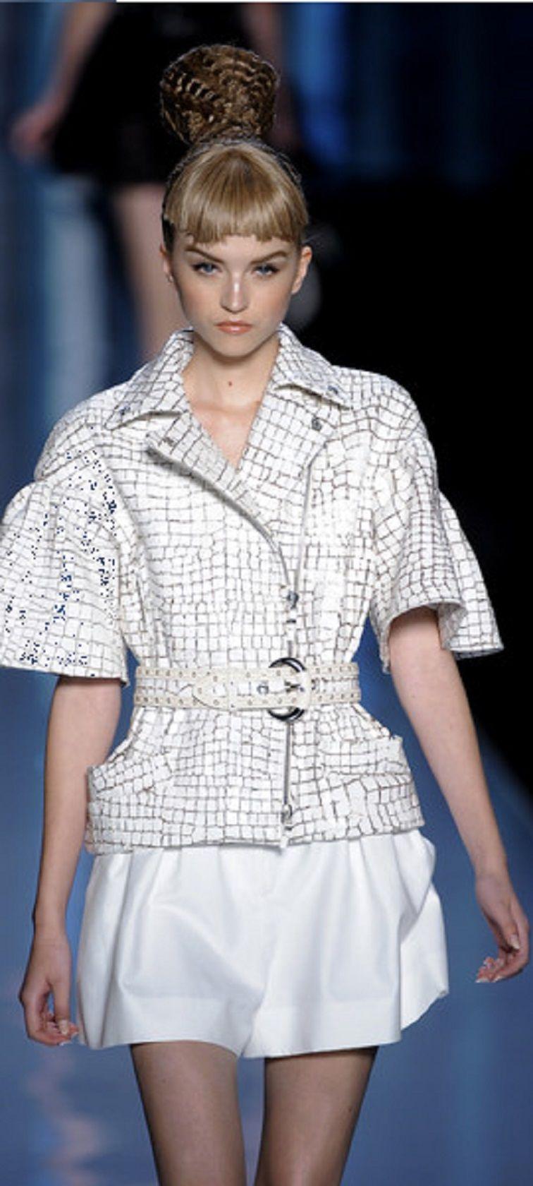 Christian Dior - spring summer 2009 - John Galliano