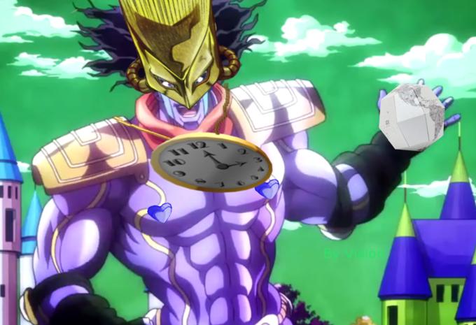 When Jotaro Says Star Platinum The World Jojo Bizarre Jojo S Bizarre Adventure Jojo S Bizarre Adventure Anime
