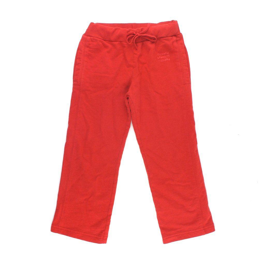 orange pants, Mexx sweatpants, Mexx pants for girls