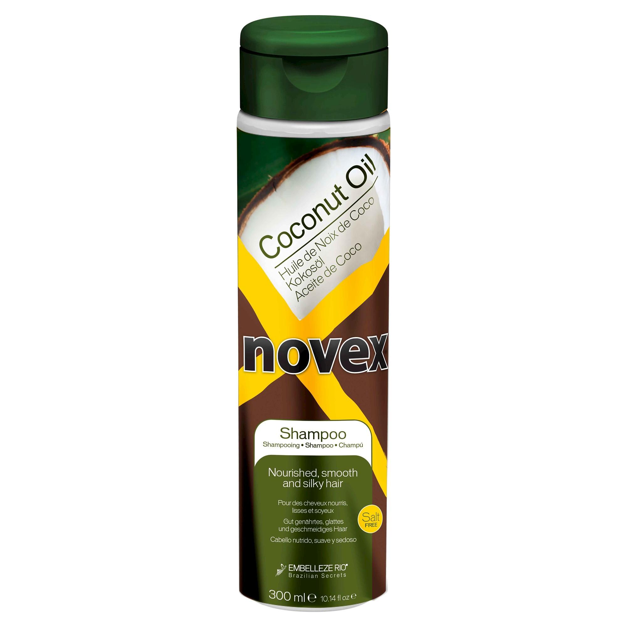 Novex Coconut Oil Shampoo 10.14 fl oz Coconut oil