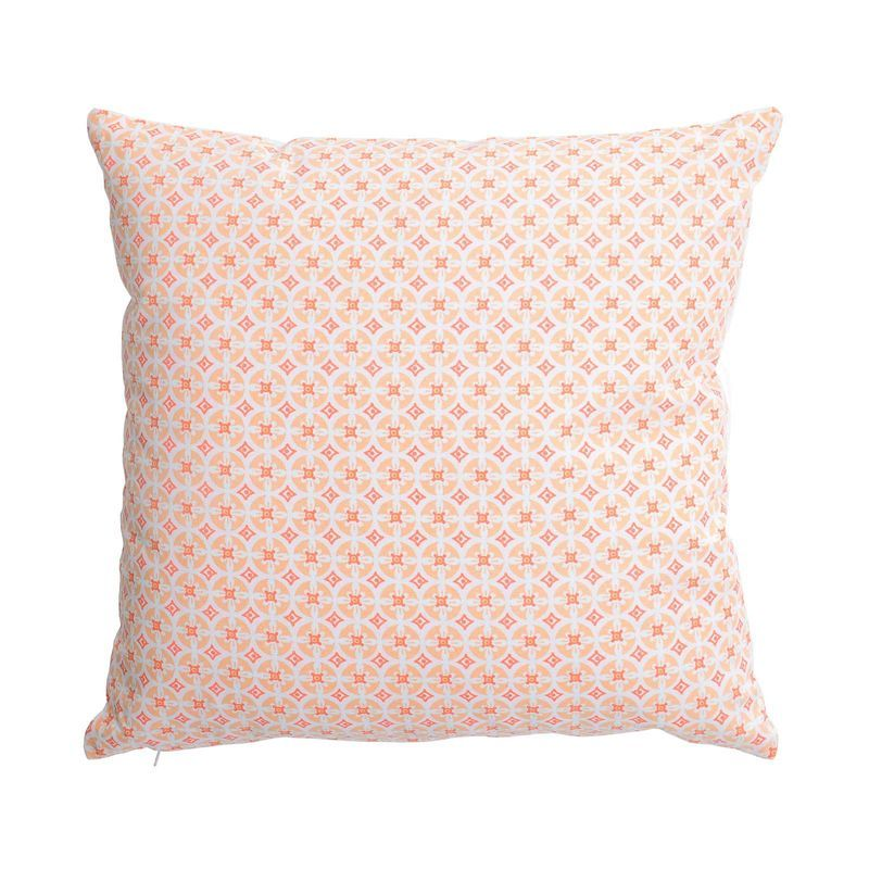 Ornament Cushion in Coral | by Depot