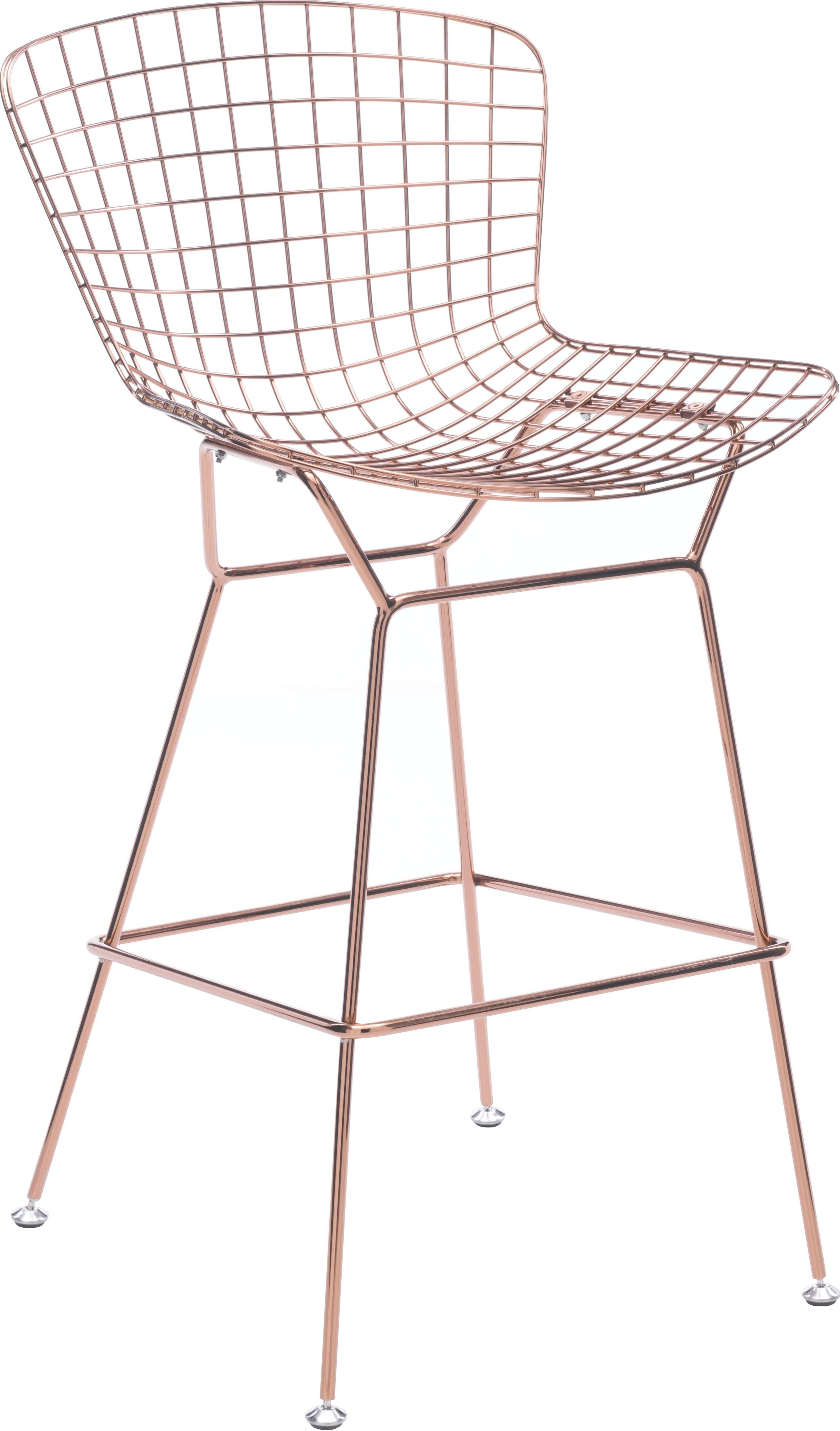 Rose Gold Kitchen Bar Stools Extraordinary A Staple Of Industrialchic Kitchens And Dining Rooms This 5666 7
