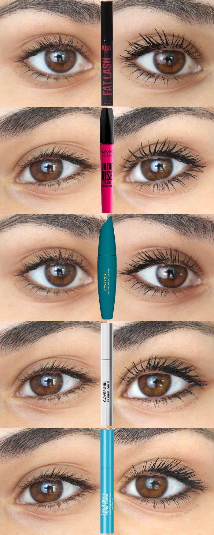 5 Current Budget-Friendly Mascara Favorites -   15 makeup Beauty budget ideas