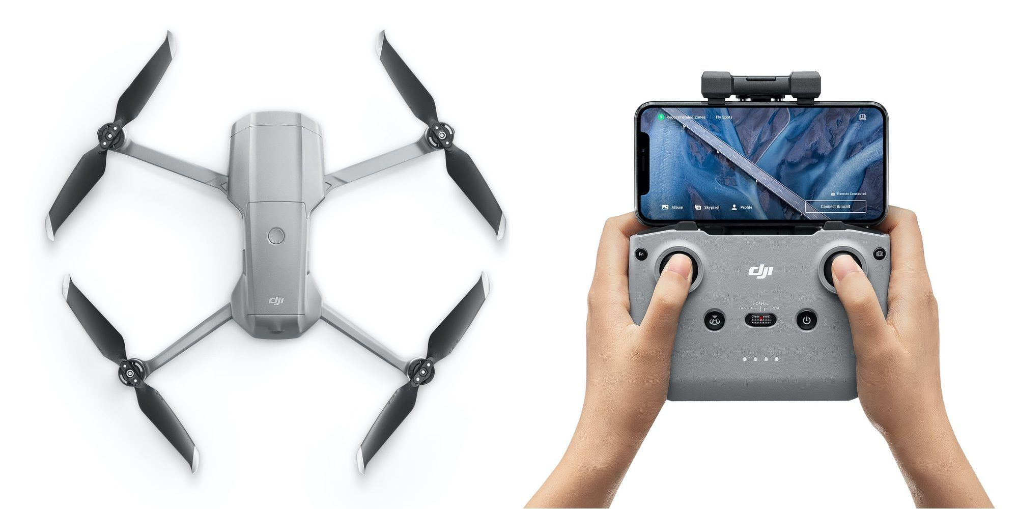 DJI Mavic Air 2 and Fly More Combo land on Apple store