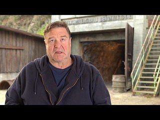 The Monuments Men: John Goodman Interview --  -- http://wtch.it/3CXpk