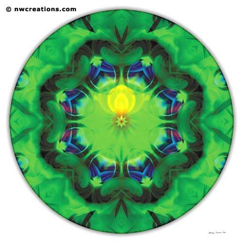 Mandala Monday - Mandalas of Healing and Awakening - Part 1 - http://bit.ly/1pCA72t - Mandalas of Healing and Awakening, No 3 © Atmara Rebecca Cloe and New World Creations -  Purchase prints and gifts at http://www.zazzle.com/New_World_Creations?rf=238526469533245868