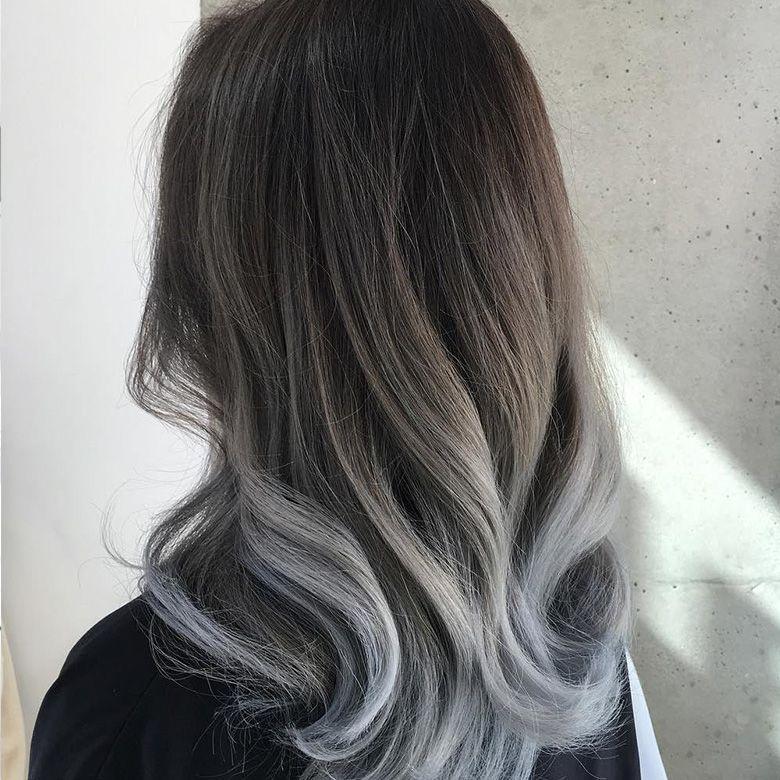 Haarfarben fur ombre