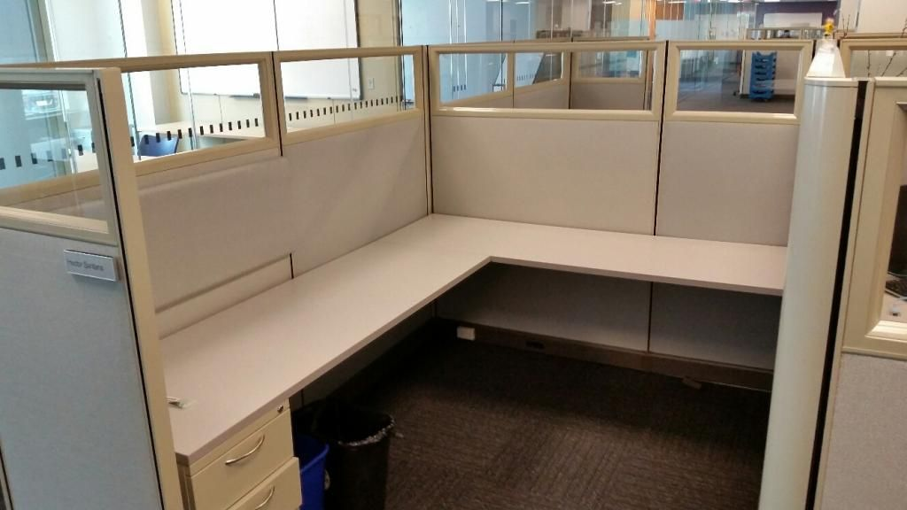These Herman Miller Used Office Cubicles In Boston Used