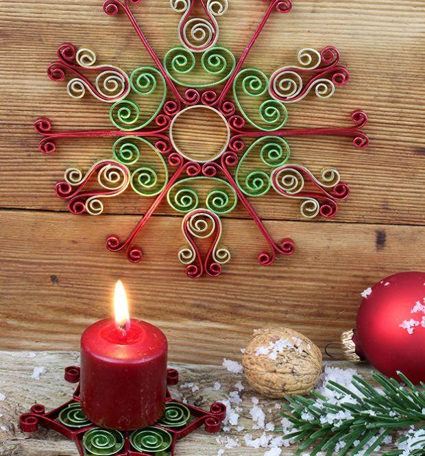 weihnachtsdeko aus aludraht topp bastelb cher online kaufen draht draht aludraht und. Black Bedroom Furniture Sets. Home Design Ideas