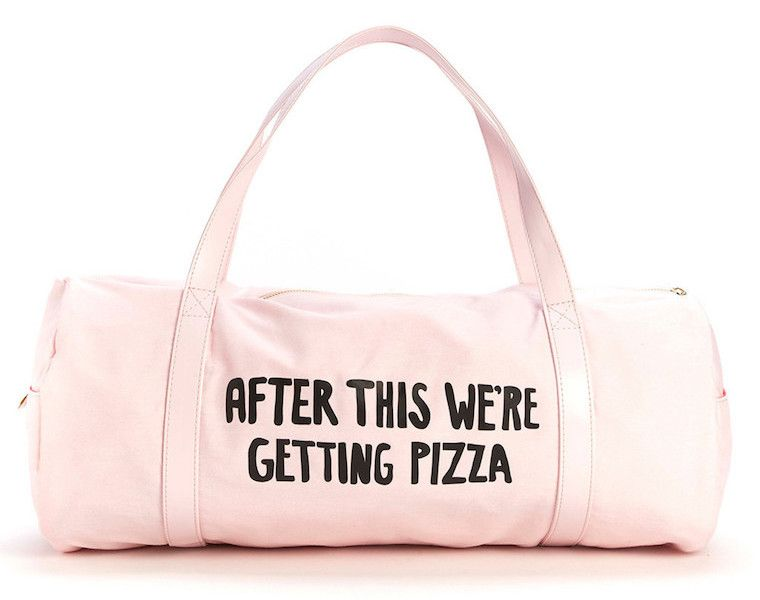 7 Witty Gym Bags That Speak Volumes About Your Workout Life