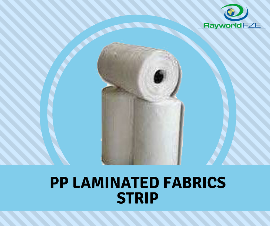 Pp Laminated Fabrics Strip Are Widely Used For Wrapping Of Tyres Wire And Circle Steel This Fabrics Have Easy Movement An Laminated Fabric Fabric Strips Woven