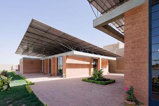 Centre De L'Architecture De Terre, Mali : Un Grand Savoir-Faire