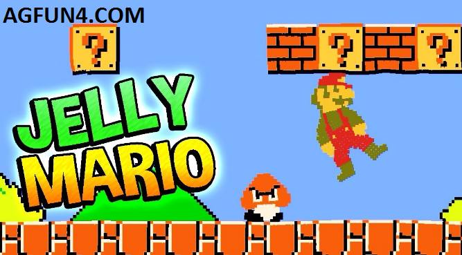 jelly mario bros game unblocked play now Online games
