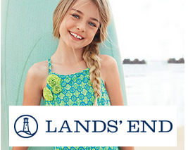 Lands' End Swimwear Sale: Swimwear for the Entire Family Up to 78% Off (Exp 5/5/14)