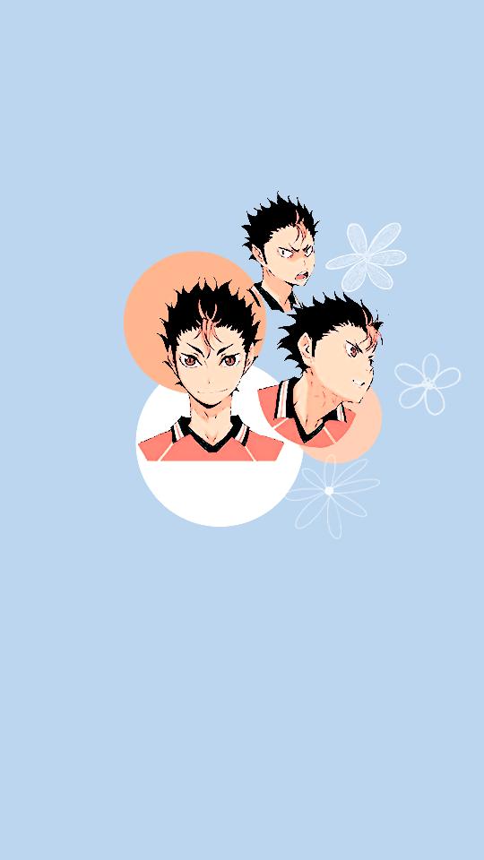 tryst of ☆'s — Nishinoya wallpapers ☆ for Anon ♡(≧▽≦)✨✨!