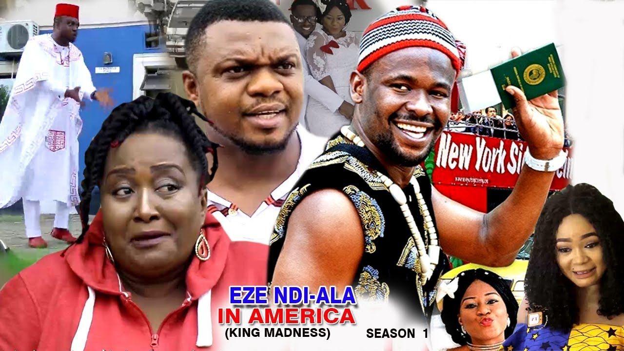 ICYMI: Eze ndi Ala in America (King Of Madness) 1 - Ken