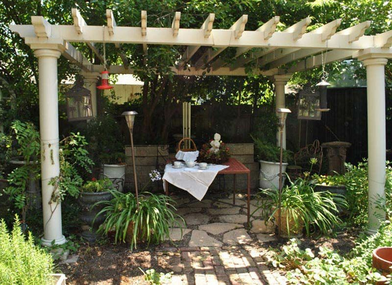 Genial Garden Oasis Pergola Canopy Replacement