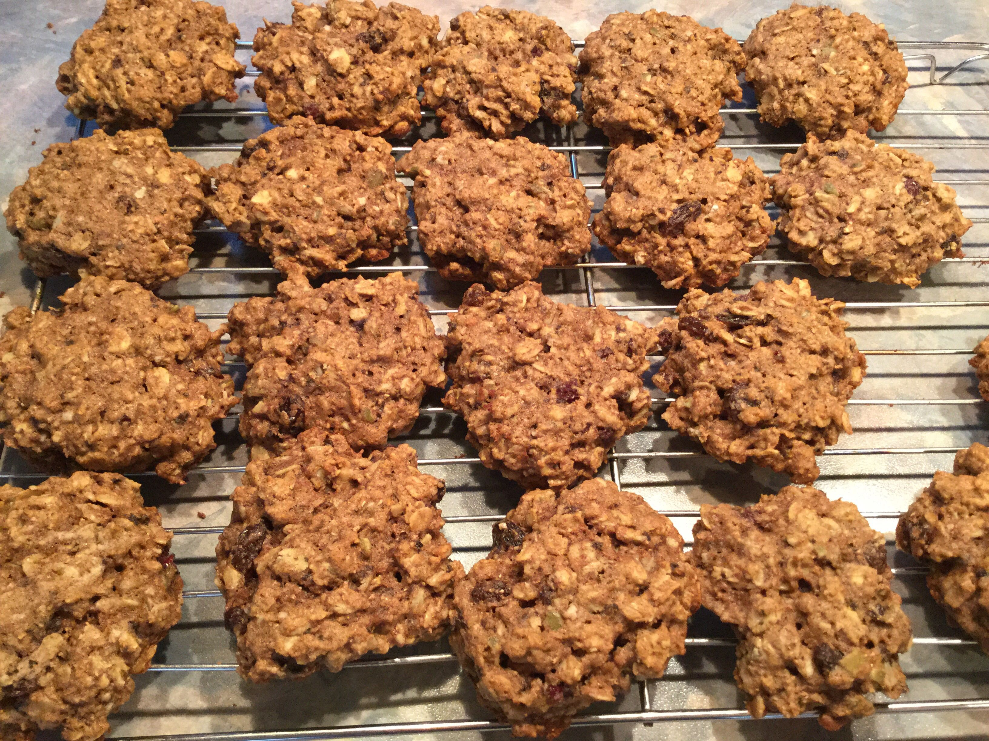 Diabetic Oatmeal Raisin Cookies Recipe With Images Cookie