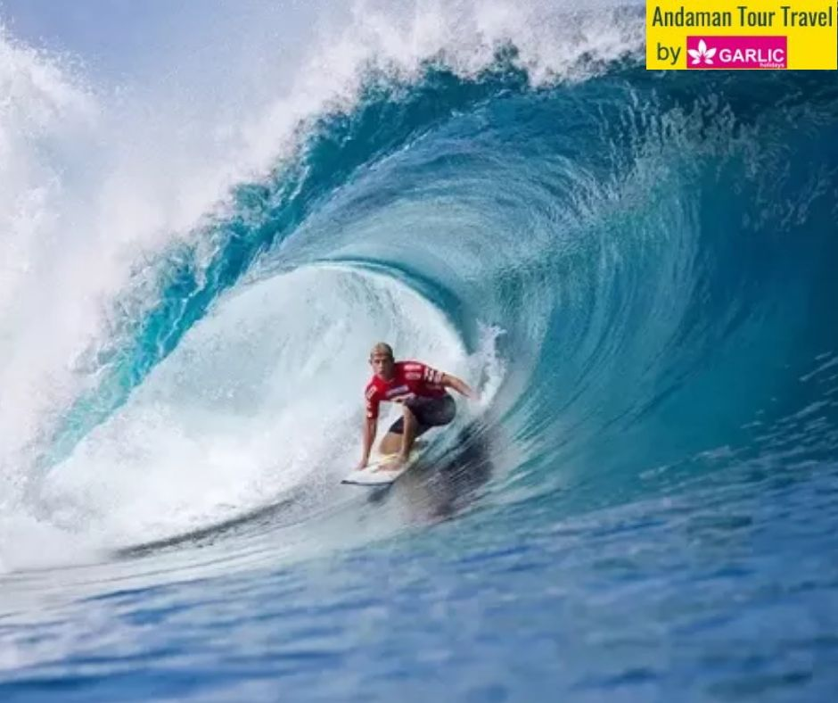 Experience the thrill of amazing water sports in Andaman