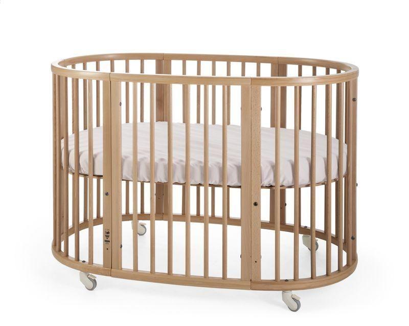 Sleepi Crib Bed White Oval Crib Cribs Best Crib