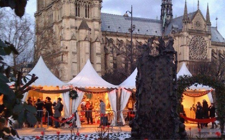 Paris Weihnachtsmarkt.Die Besten Weihnachtsmärkte In Paris