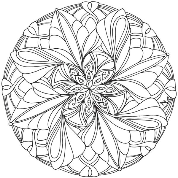 Color Me Calm - Google Search | Coloring books for adults ...