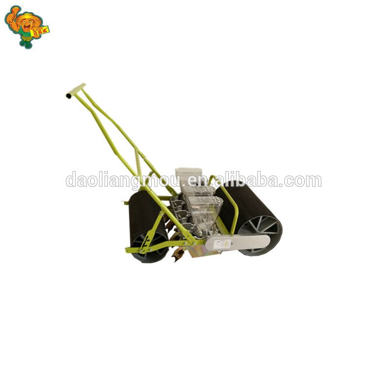 Manual Seed Drill 4 Row Onion Carrot Seeder For Small Seeds