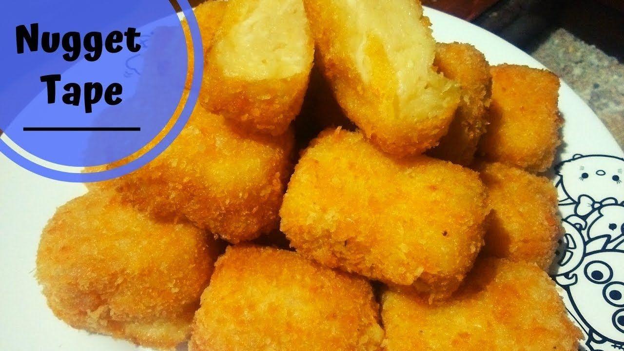 Resep Nugget Tape Peyeum Singkong Mantul Resep Masakan Resep Memasak