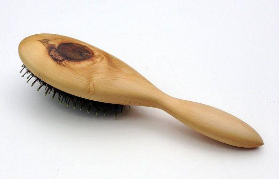 Old Growth Alaska Yellow Cedar Finishing Hair by UpcountryDesign, $85.00