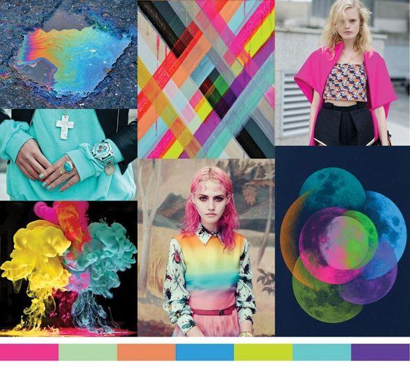 Blogs de Moda - Lu Dalmagro: Color Inspiration - Verão 2013 - moda it