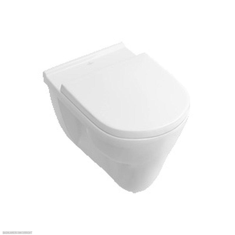 Villeroy & Boch O.novo 0124138 - Badkamerconcurrent.nl | Toilet ...