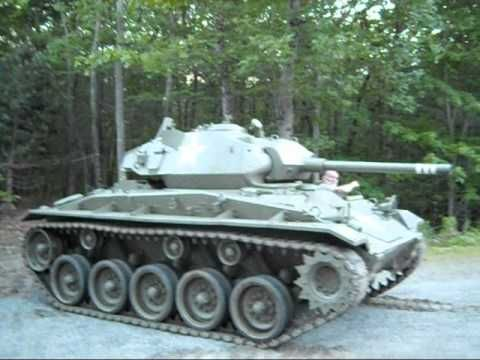 For Sale: 1943 M24 Chaffee Tank | War History Online - July