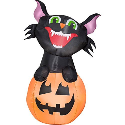 Airblown Inflatable Outdoor Friendly Halloween Characters - halloween decorations at walmart