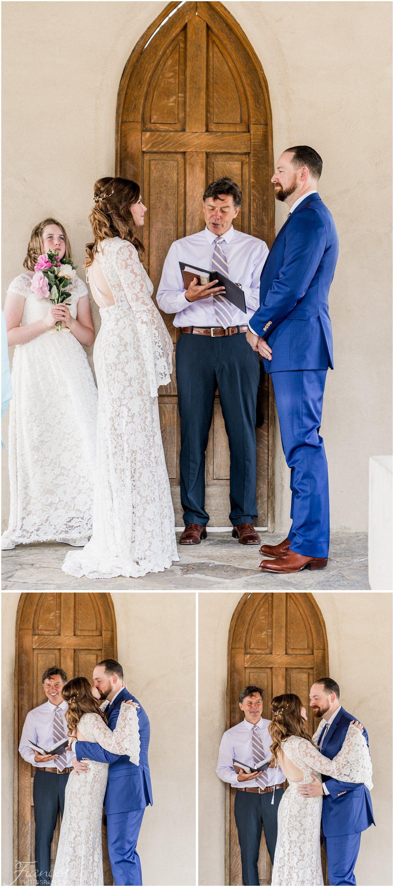Chapel Dulcinea elopement Austin wedding photographer