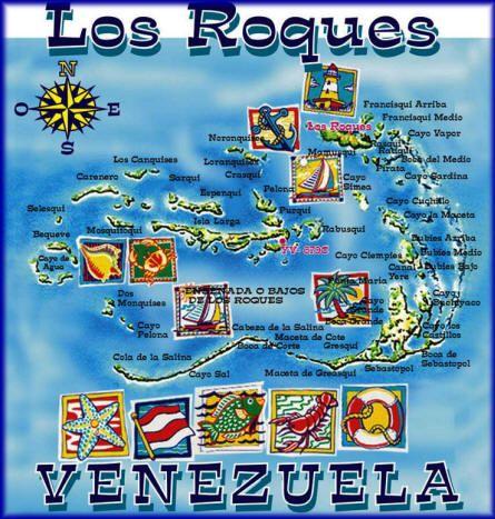Archipielago De Los Roques Estado Falcon Venezuela