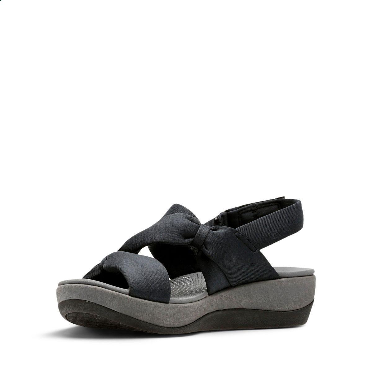0a21f9fd221a Women s Sandals -  womenssandals - Clarks Arla Primrose - Womens Sandals  Black 7.5 E (