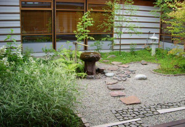 japanilainen puutarha -