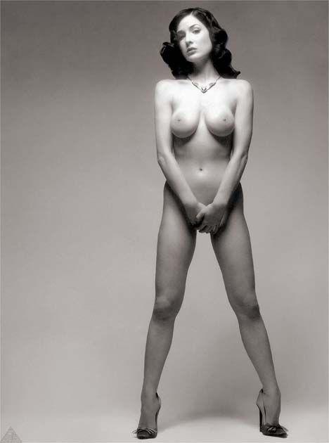 Dita von tease nake