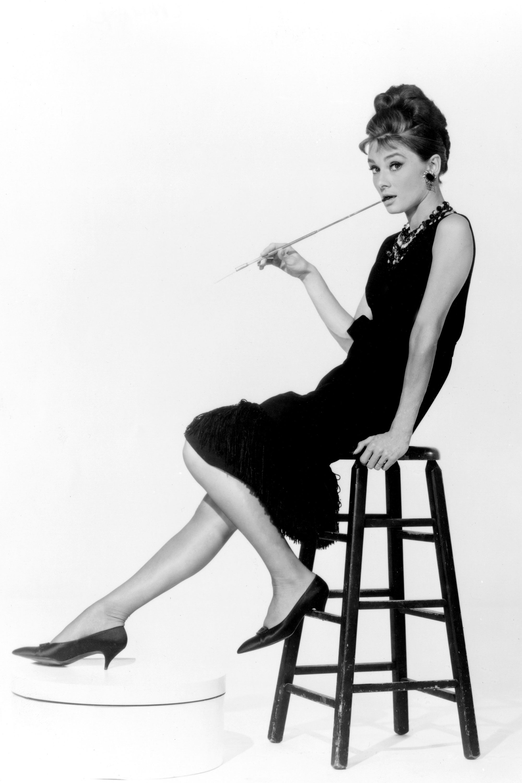 Kitten Heels Audrey Hepburn