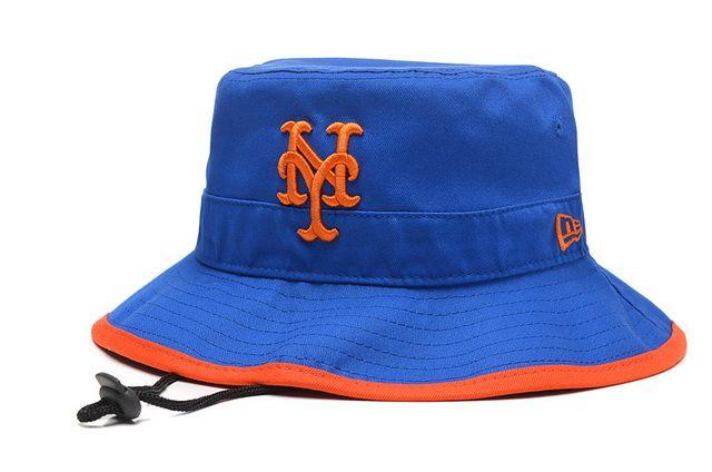 MLB BUCKET New Era New York Mets Fisherman Caps 007  df2e110bdcf